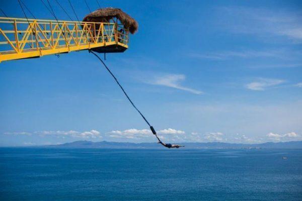 13 endroits dans le monde pour faire du saut à l'élastique